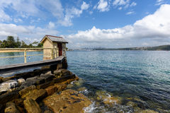 Watsons Bay in Sydney Stock Photos