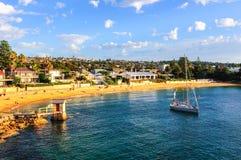 Watsons-Bucht Lizenzfreies Stockfoto