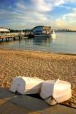 Watsons zatoka, NSW, Australia zdjęcia royalty free