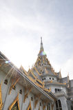 Watsothon temple. The temple at Chachoengsao Thailand Stock Image