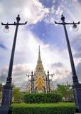 Watsothon. Wat Sothon Wararam Woravihan in Thailands Chachoengsao Royalty Free Stock Image
