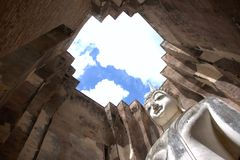 WatSriChum, Tempel lizenzfreie stockfotos