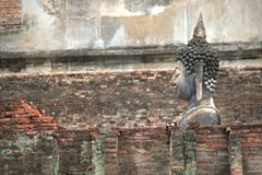 WatSriChum, temple Image libre de droits