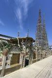 Watt di torri a Los Angeles, California fotografia stock libera da diritti