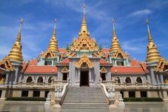 Wattangsai temple. At Bangsaphan idistrict in Prachuap Khiri Khan Province, Thailand Royalty Free Stock Photography