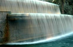 Watter Falls Stock Image