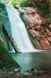 Watterfalls de Casoca, comté de Buzau, Roumanie Images libres de droits