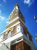 Watthai, cultuur, bouwt, tempel Stock Foto's