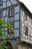 Wattle house, bad wimpfen Stock Images