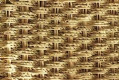 Wattle texture. Beige wattle nature texture background Stock Photo
