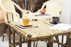 wattled тип мебели японский Стоковое фото RF