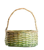 Wattled basket Royalty Free Stock Photography