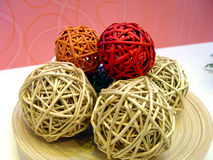 Free Wattled Handicraft Sphere Royalty Free Stock Photo - 2086075