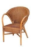 Wattled krzesło Fotografia Stock