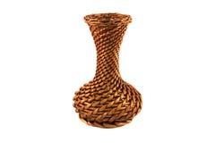 Wattled vase Royalty Free Stock Image