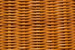 Wattled wood background Stock Image