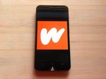 Wattpad στοκ εικόνα με δικαίωμα ελεύθερης χρήσης