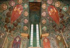 Watts de chapelle de cimetière image stock
