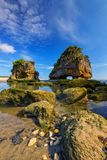 Watu Maladong, Sumba, Indonesien Arkivfoton