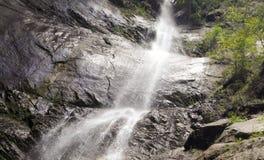 Watwerfalls горы в Georgia, Adjarija Стоковые Фото