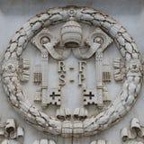 Watykańska osłona Fotografia Royalty Free
