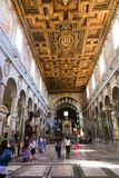 Watykański Włochy Obrazy Royalty Free