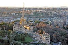 Watykański stan Zdjęcia Royalty Free