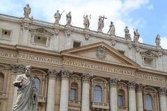 Watykan Zdjęcia Stock