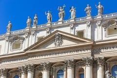 Watykan, Włochy Fotografia Royalty Free