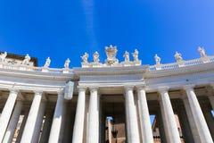 Watykan, Włochy Fotografia Stock