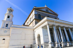 Watykan, Włochy Zdjęcia Stock