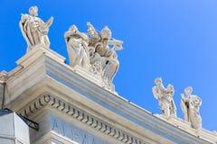 Watykan, Włochy Obraz Royalty Free