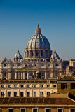 Watykańska Kopuła Zdjęcie Stock