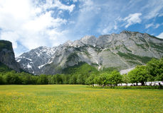 Watzmann East Face Stock Photography