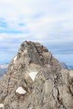 Watzmann Mittelspitze Stock Images