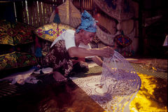 Wau kite Royalty Free Stock Photo