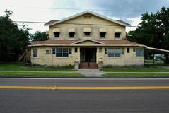 Wauchula histórico la Florida Fotografía de archivo libre de regalías