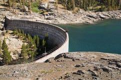 Waugh Lake Dam Stock Images