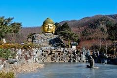 Waujeongsa Temple Royalty Free Stock Photo