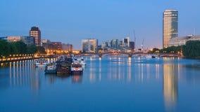 Wauxhall伦敦。 免版税库存图片