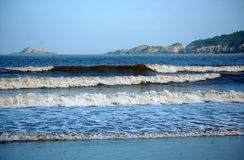 The wave Royalty Free Stock Images