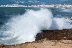 Wave. Immagine Stock