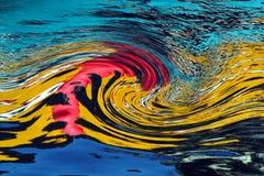 wave royaltyfri illustrationer