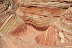 The Wave. Vermilion Cliffs stock photo