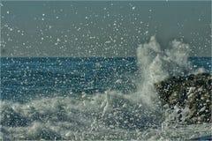 wave Royaltyfri Foto