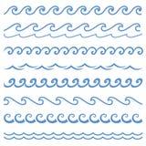 wave Royaltyfria Bilder