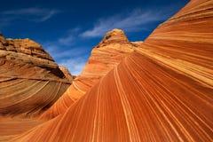 The Wave. In Pariah canyon, Utah, USA Stock Image
