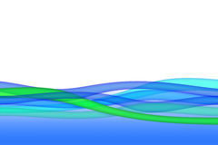 Wave abstract background. Abstract background for technology, business, computer or electronics products. Water and ecology concept Stock Photos