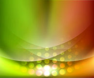 Wave abstract background Stock Photography