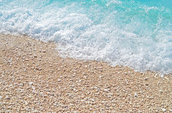 The wave of the Adriatic Sea Royalty Free Stock Image